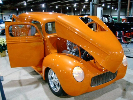 Photo of 1941 Ford Panel Truck  Street Rod