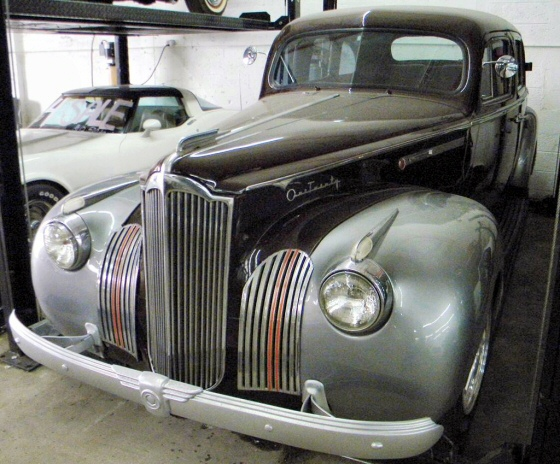 Photo of 1941 Packard One-Twenty Restomod
