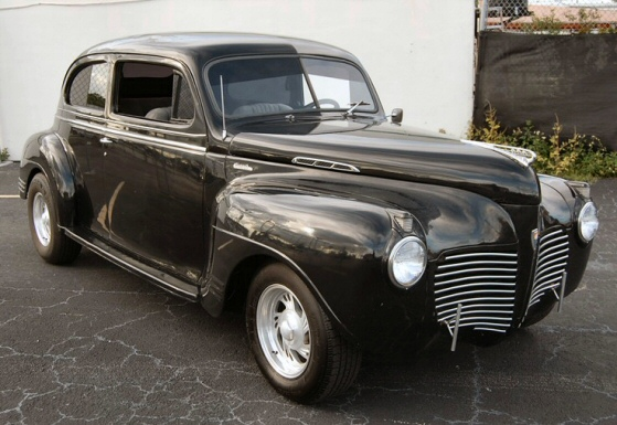 Photo of 1941 Plymouth 2 Door Street Rod