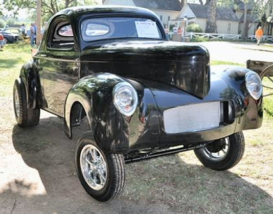 1941 Willys Project For Sale | Autos Weblog