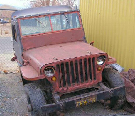 Military Jeeps Willys Ford And Hotchkiss For Sale >> 1941 Willys Mb For Sale Willy S Jeep