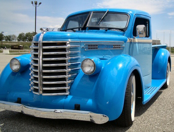 Photo of 1942 Diamond T Pickup Model 201 Resto-Rod