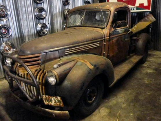 Photo of 1945 Chevy Pickup Truck