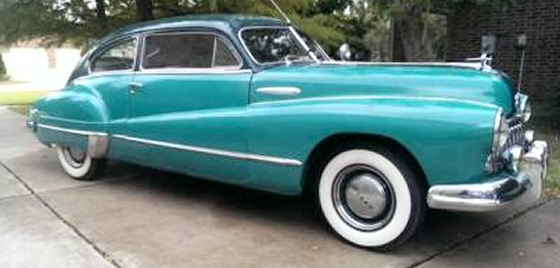 Photo of 1946 Buick Super 2DR Sedanette
