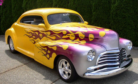 Photo of 1946 Chevrolet Coupe Custom Street Rod