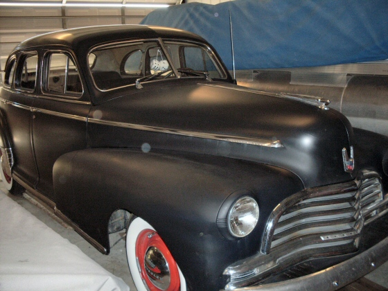 1946 chevrolet 4 door fleetmaster for 1946 chevy 4 door sedan