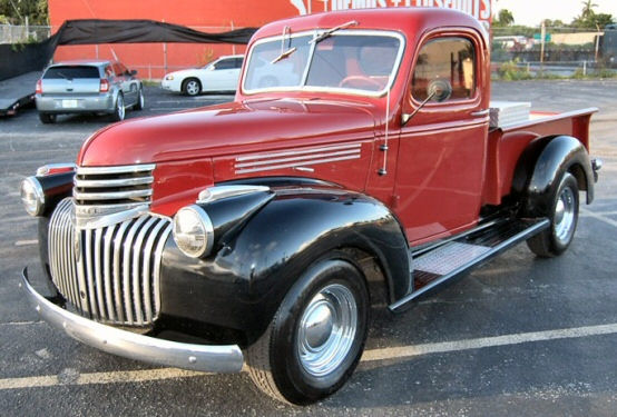 Photo of 1946 Chevrolet PICK UP TRUCK Street Rod