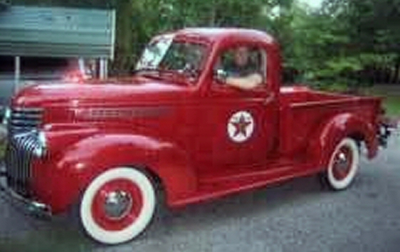 Photo of 1946 Chevy Pickup Stock