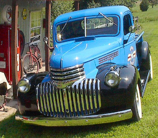 1946 Chevrolet Pickup Street Rod
