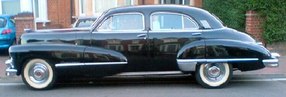 1946 Cadillac Fleetwood 60 Special Sedan  1946 Cadillac F...
