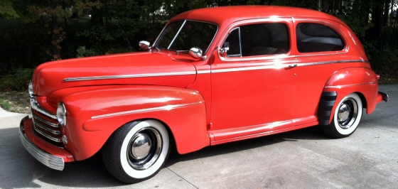 Photo of 1946 FORD 2 DR STREET ROD