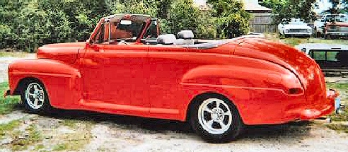 1946 Ford  Convertible Street Rod
