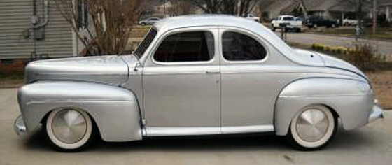Photo of 1946 FORD COUPE STEEL  HOT ROD