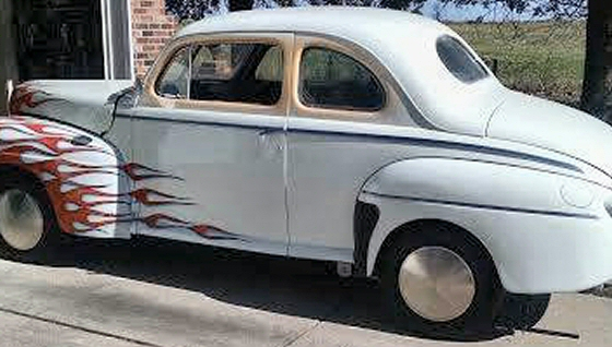 Photo of 1946 Ford Coupe Street Rod