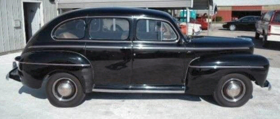1946 ford 4 door sedan for sale for 1946 chevy 4 door sedan
