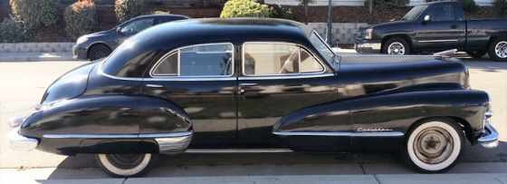 Photo of 1947 Cadillac 4DR Sedan All Original