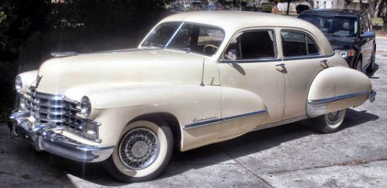 Photo of 1947 Cadillac Series 60  4DR Sedan With Automatic Transmission