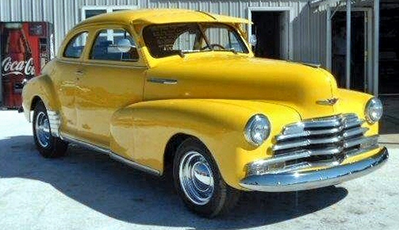 Photo of 1947 Chevrolet 2 Door Sedan