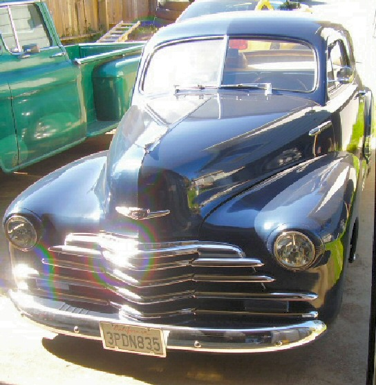 1947 Chevrolet Business Coupe