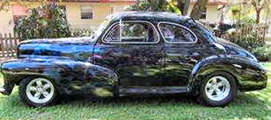 Photo of 1947 CHEVY COUPE ROD
