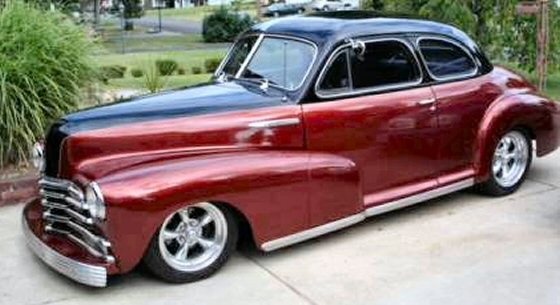 Photo of 1947 Chevrolet Fleetmaster Coupe Street Rod