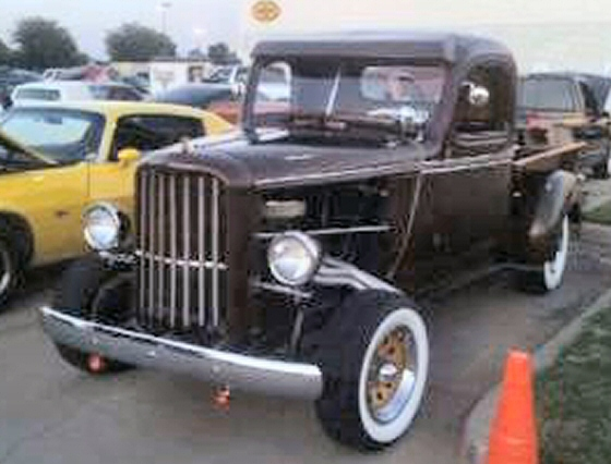 Photo of 1947 Chevy Pickup Cruiser