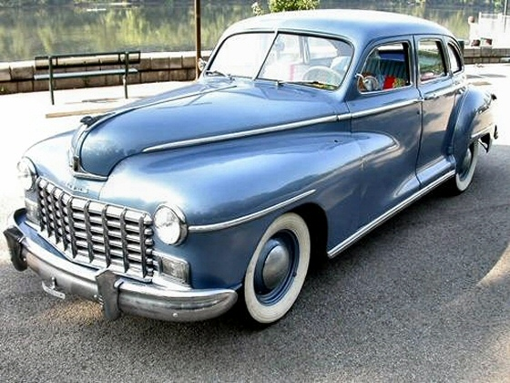 Photo of 1947 Dodge 4 DR Sedan With 35,198 Miles