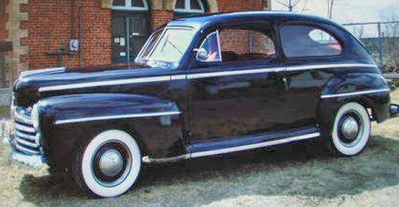 Photo of 1947 FORD TUDOR EXCELLENT CONDITION