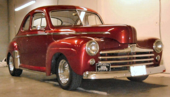 Photo of 1947 Ford Business Coupe Street Rod