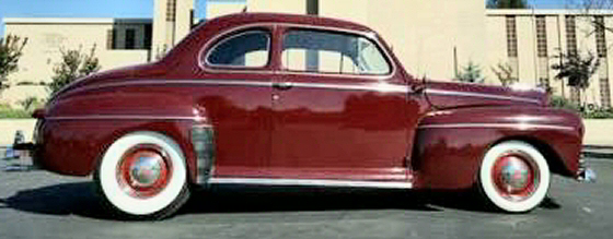 Photo of 1947 Ford Early Coupe Traditional Hot Rod