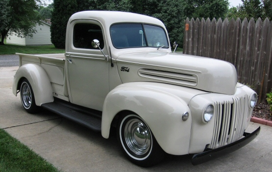 1947 Ford Pickup Truck Street Rod