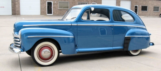 Photo of 1947 ford Tudor