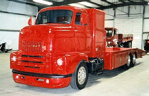 Photo of 1947 International Cab Over Truck Street Rod
