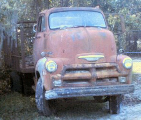 1948 Chevrolet Cab-over truck