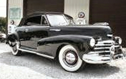 Photo of 1948 Chevy Convertible