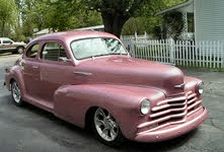 Photo of  1948 Chevy Coupe Street Rod
