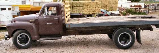 1948 Chevy Loadmaster Truck