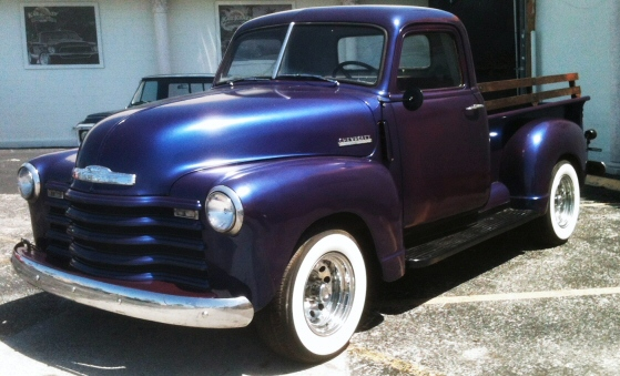 1948 Chevrolet Pick Up Truck For Sale