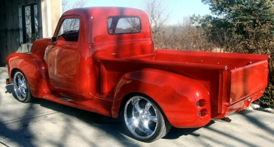 Photo of 1948 Chevrolet Pro Touring Pick Up