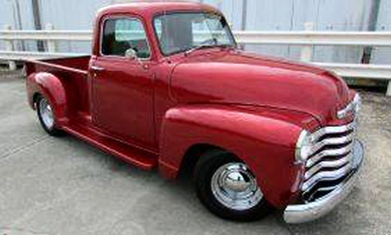 Photo of 1948 CHEVY SHOW TRUCK