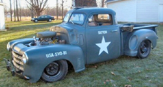 Photo of 1948 CHEVY HALF TON HIGHLY MODIFIED PICKUP TRUCK
