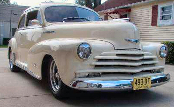 Photo of 1948 CHEVY STYLEMASTER 2 DR SEDAN