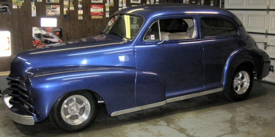Photo of 1948 Chevrolet Stylemaster 2dr Sedan Street Rod
