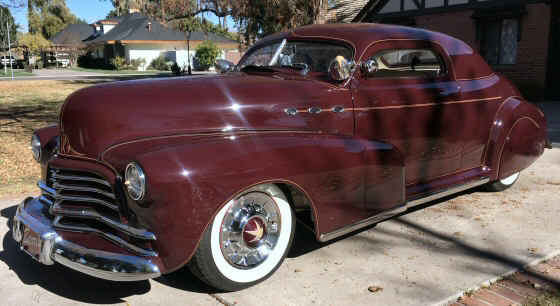 Photo of 1948 Chevrolet Stylemaster 3 Window Coupe Full Early Style Custom