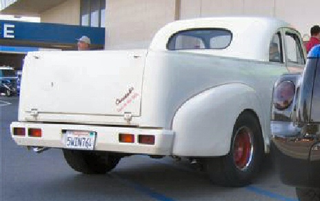 1948 Chevy factory built utility