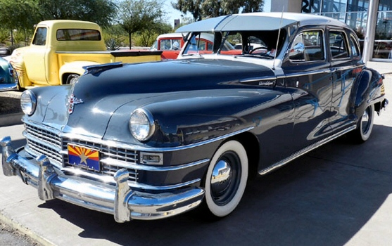 Photo of 1948 Chrysler New Yorker 4 Door Sedan