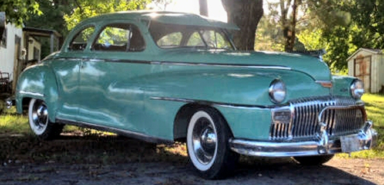 Photo of 1948 DESOTO DELUXE COUPE MUSEUM CAR