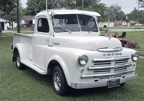 Photo of 1948 Dodge B1 Pickup Truck Street Rod