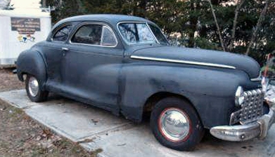 Photo of 1948 DODGE COUPE