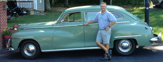 Photo of 1948 Dodge Deluxe